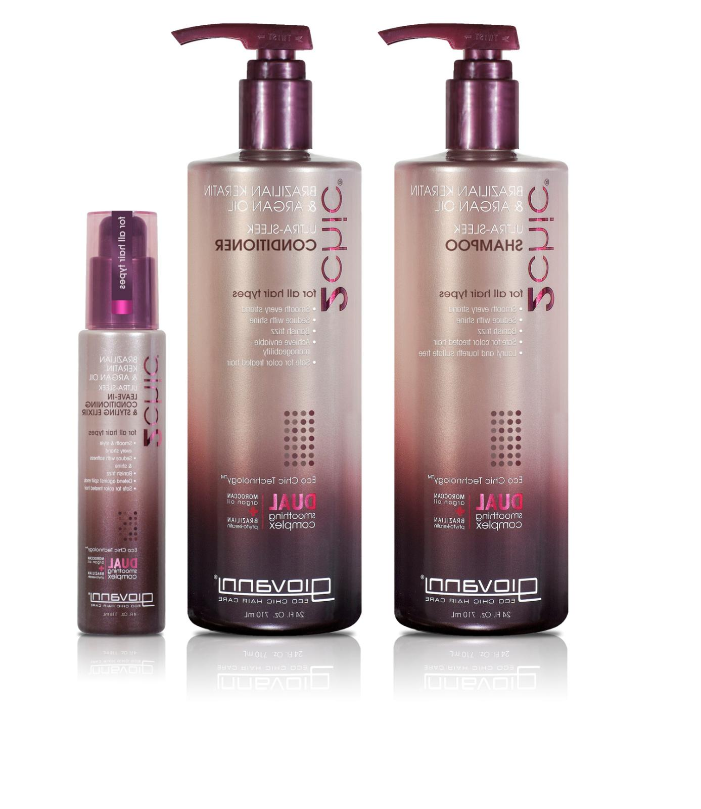 2chic brazilian keratin argan oil