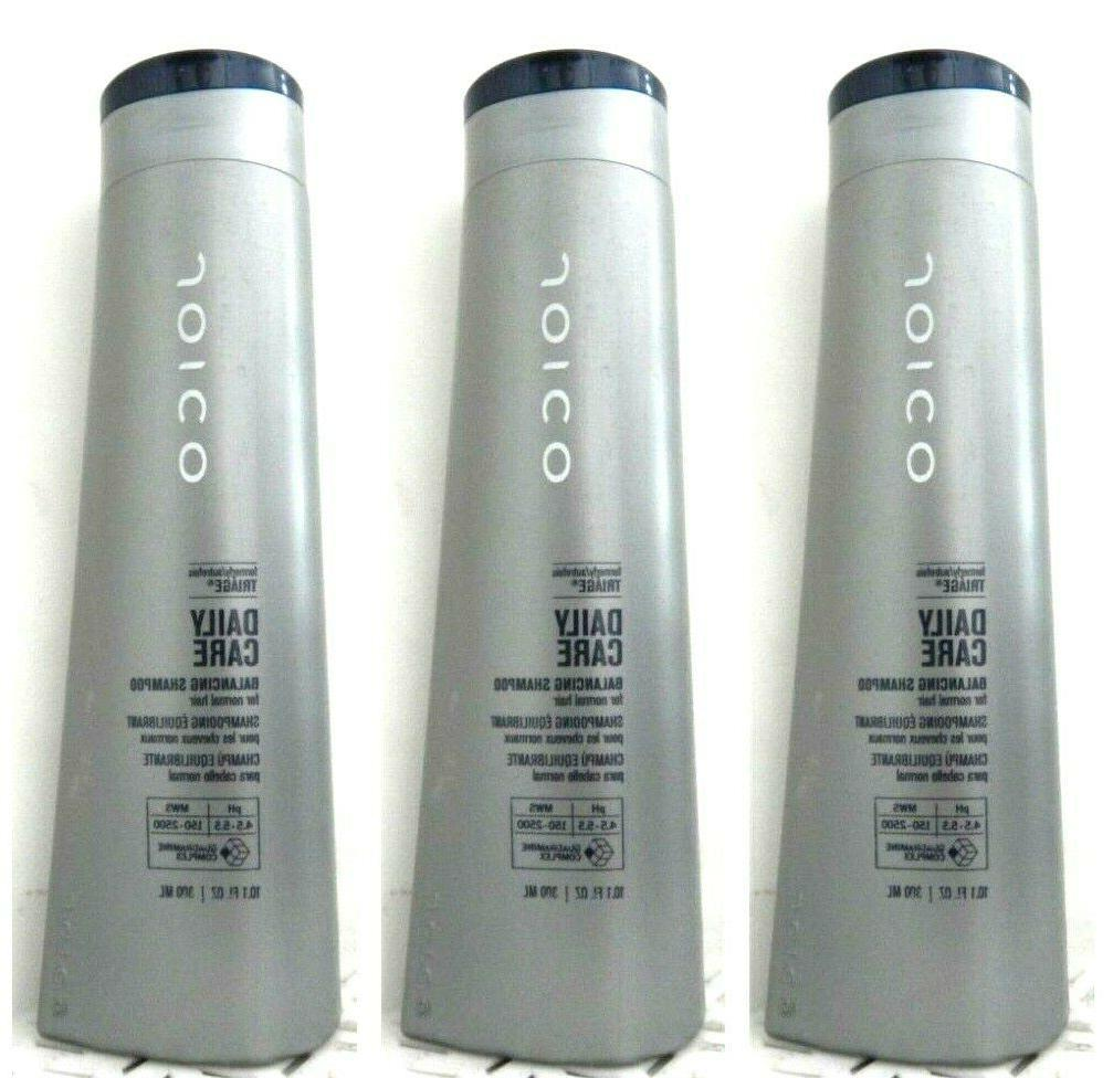 3 daily care balancing shampoo for normal