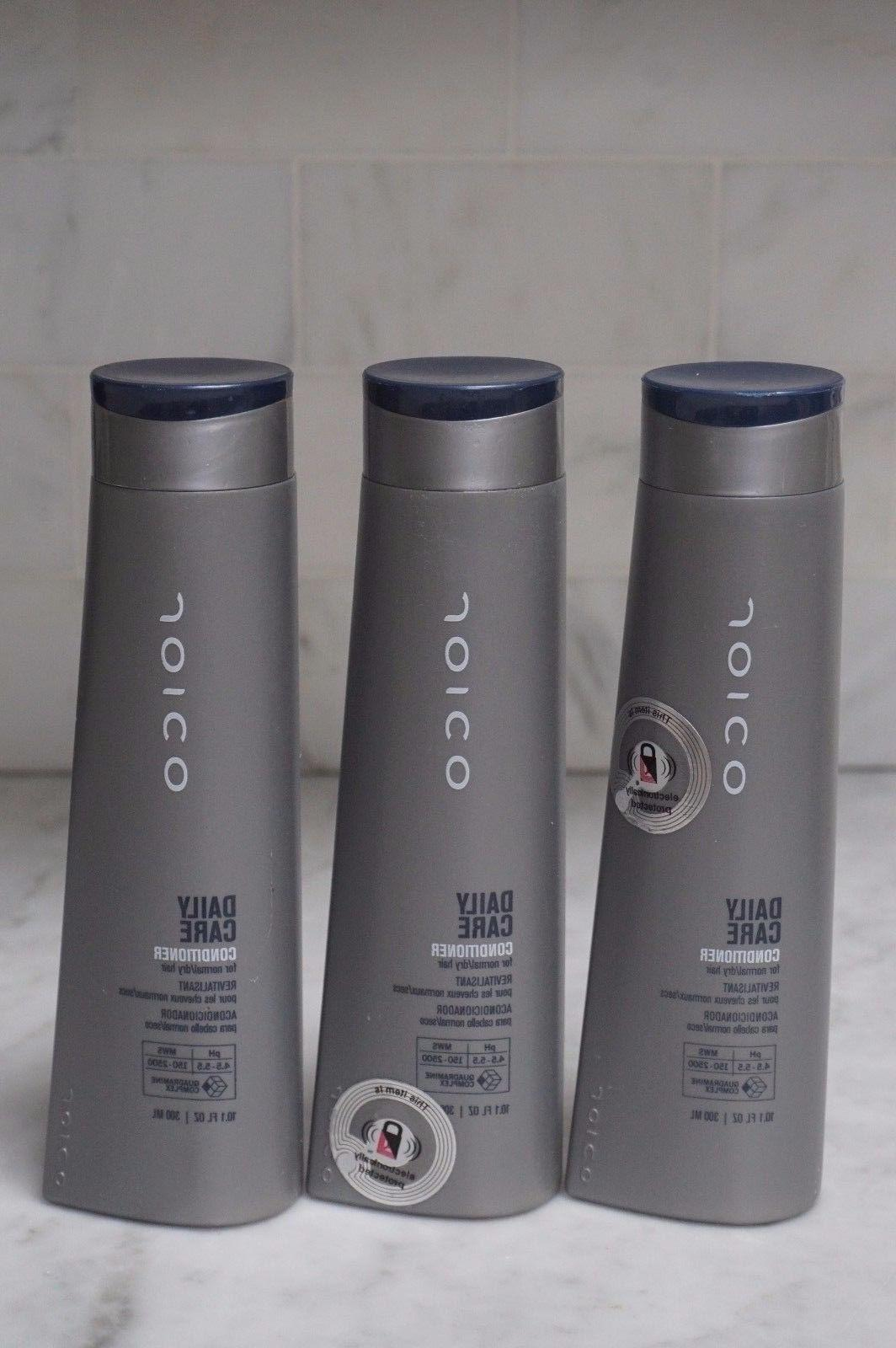 3 PACK. 10.1 oz. Joico Daily Care Conditioner. For Normal /