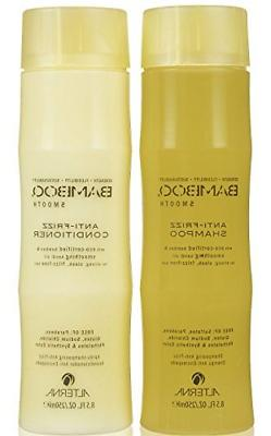 ALTERNA BAMBOO Smooth Shampoo & Conditioner Set