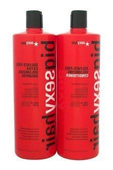 Sexy Hair Big Sexy Hair Sulfate-Free Volumizing Shampoo and