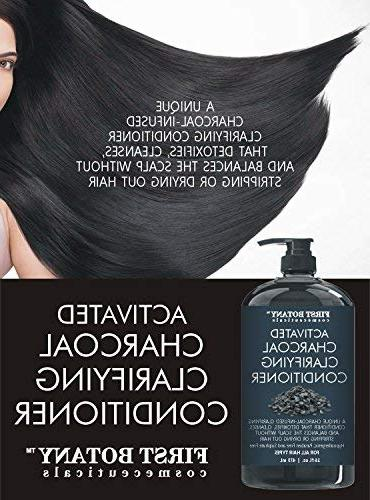 Activated Professional Conditioner Women fl. - Volumizing on Curly & Treated Hair. Infused Keratin.