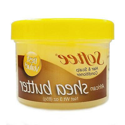african shea butter hair and scalp conditioner