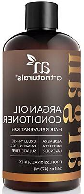 ArtNaturals Argan-Oil Conditioner for Hair-Regrowth 16 Oz Su