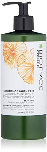 BIOLAGE Cleansing Conditioner For Fine Hair, 16.9 Fl. Oz.