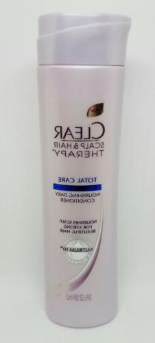 Clear Scalp & Hair Therapy Total Care Nourishing Conditioner