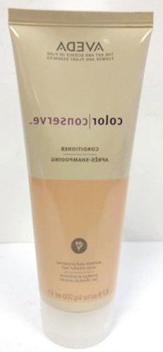 AVEDA COLOR CONSERVE CONDITIONER HAIR  6.7 OZ 200 ML NEW 100