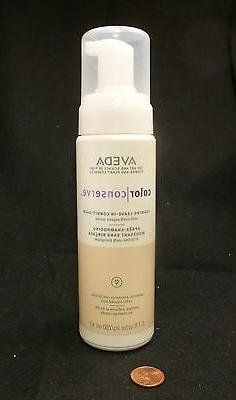AVEDA COLOR CONSERVE LEAVE IN CONDITIONER 6.7 OZ EACH LOT OF