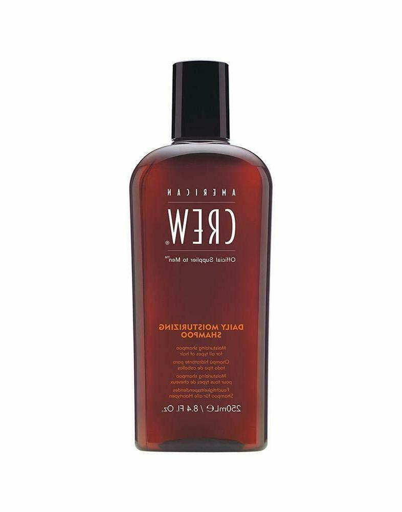 American Crew Daily Moisturizing Shampoo All Types of Hair M