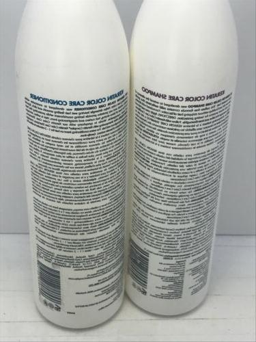 Duo Keratin Complex Smoothing Therapy Hair Shampoo+Conditioner