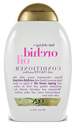 OGX Fade-Defying + Orchid Oil Conditioner, 13 fl oz