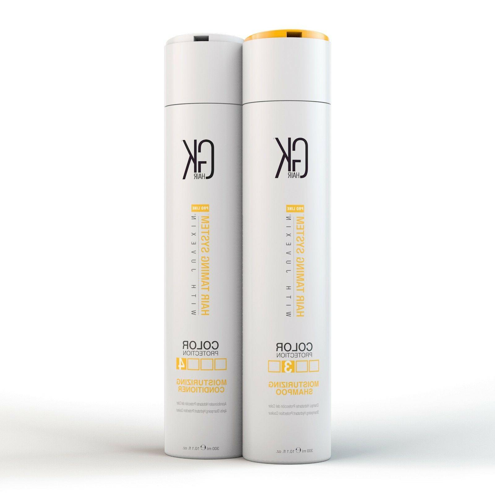 global keratin moisturizing shampoo and conditioner sulfate