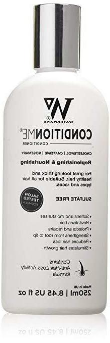 Watermans Hair Growth Conditioner, Sulfate Free, All Hair Ty