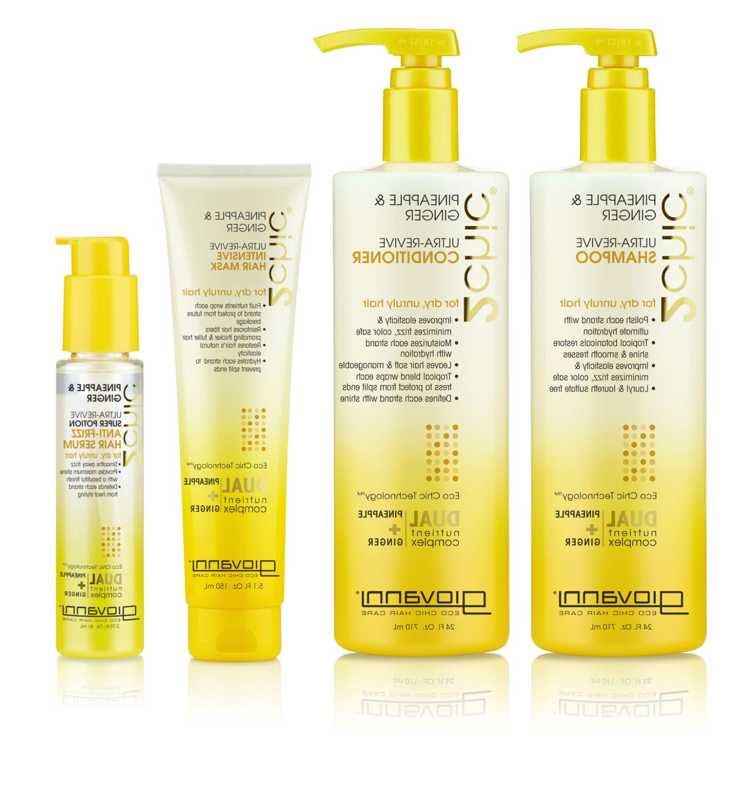 hair kit for summer shampoo and conditioner
