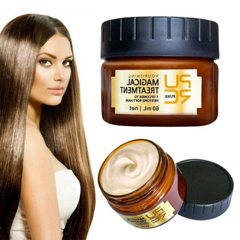 hair treatment mask dry damaged keratin repair