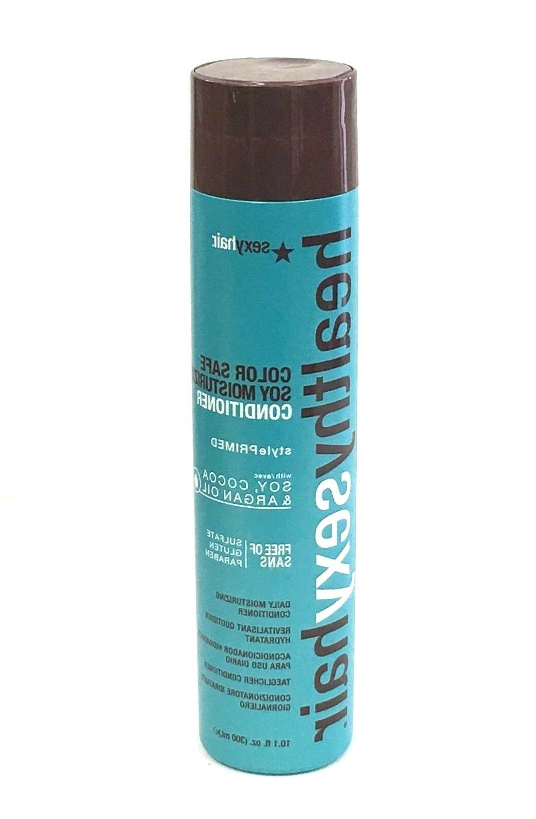 healthy safe soy moisturizing conditioner