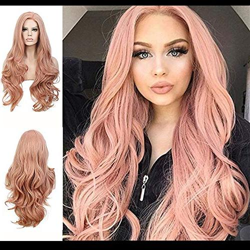 Cinhent 26 Inches Long Wig 2019 New Women's Full Curly, Adjustable, Wash