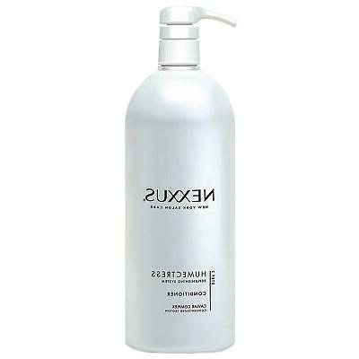 humectress conditioner 44oz pump salon looks smooth