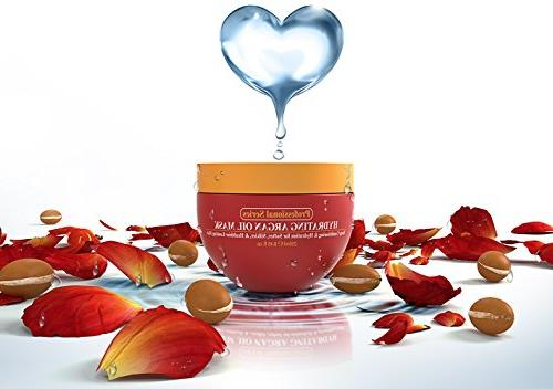Hydrating Hair Mask and By Arvazallia or 8.45