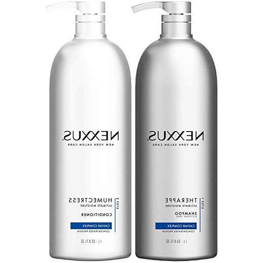 Nexxus Hydrating Shampoo Conditioner, Normal to Dry Hair,33.8