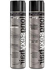 Long Sexy Hair Color Safe LUXURIOUS Shampoo & Conditioner DU
