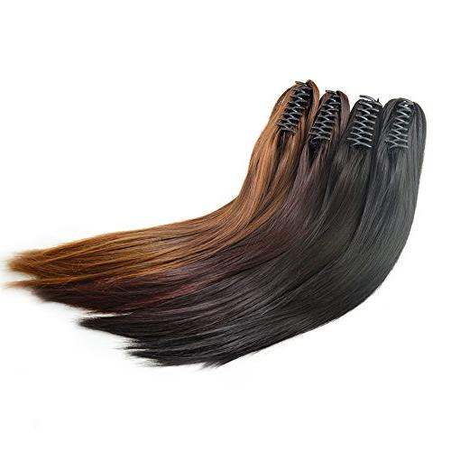 Beauty Angelbella Synthetic Hair Extensions Clip on/in Accessories