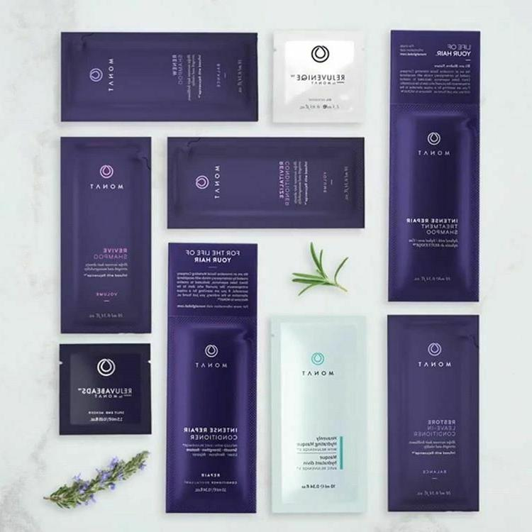 monat customized samples shampoo conditioner and treatments
