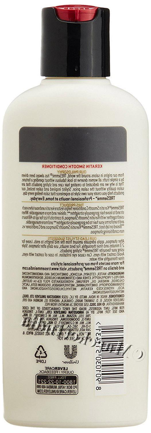 New Tresemme Keratin Conditioner for Straighter