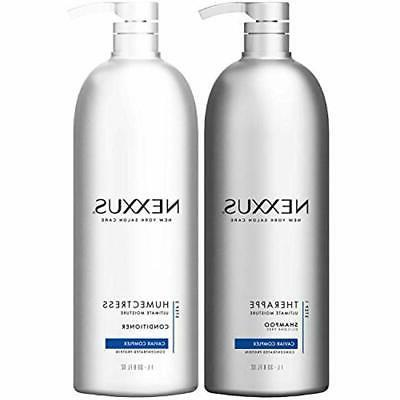 Nexxus and Conditioner, for Hair, oz, 2