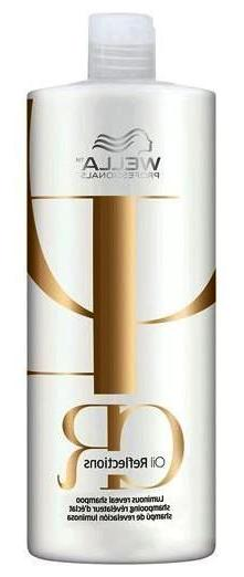 Wella Oil Reflections Luminous Reveal Shampoo 33.8 oz. New!
