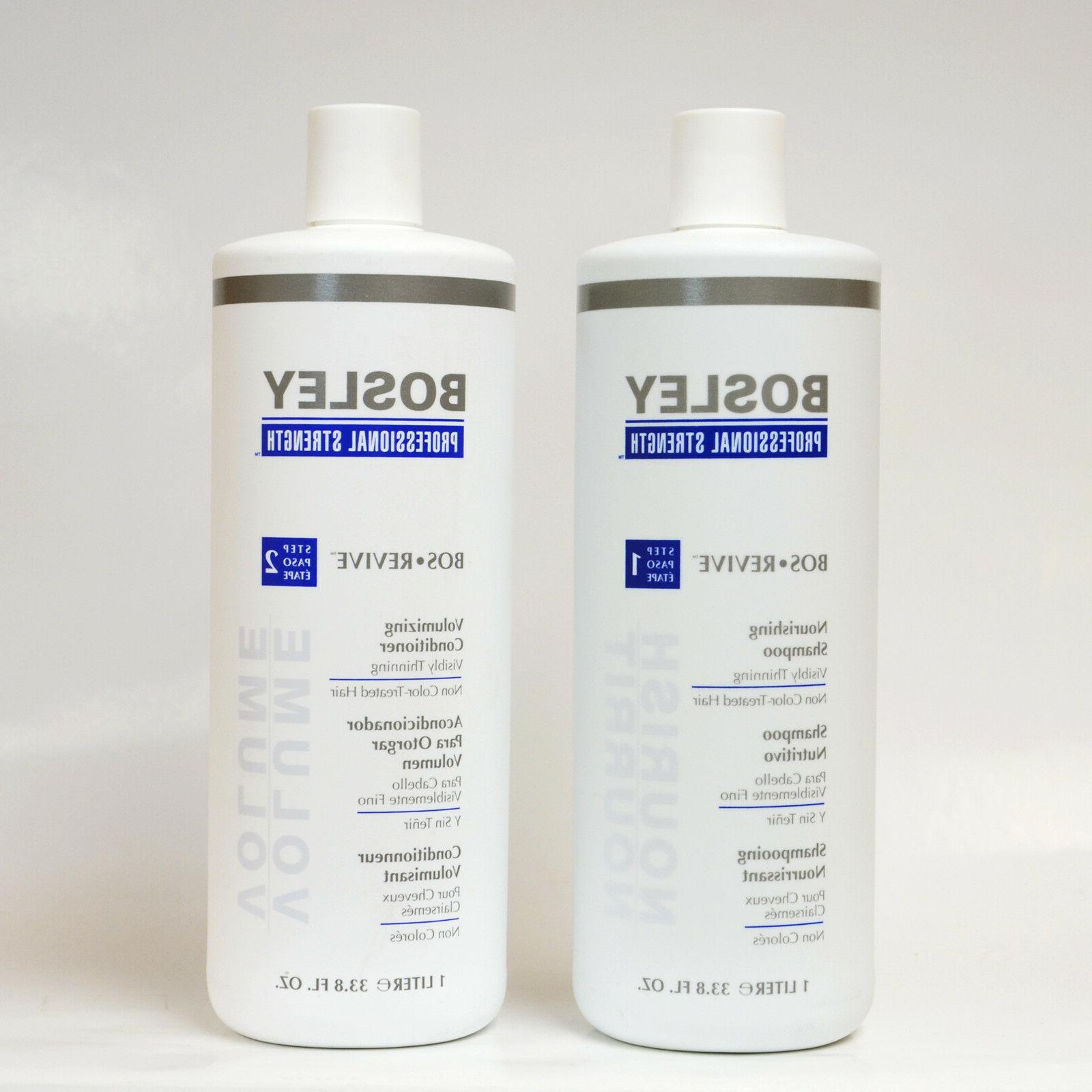 revive shampoo and conditioner for non color
