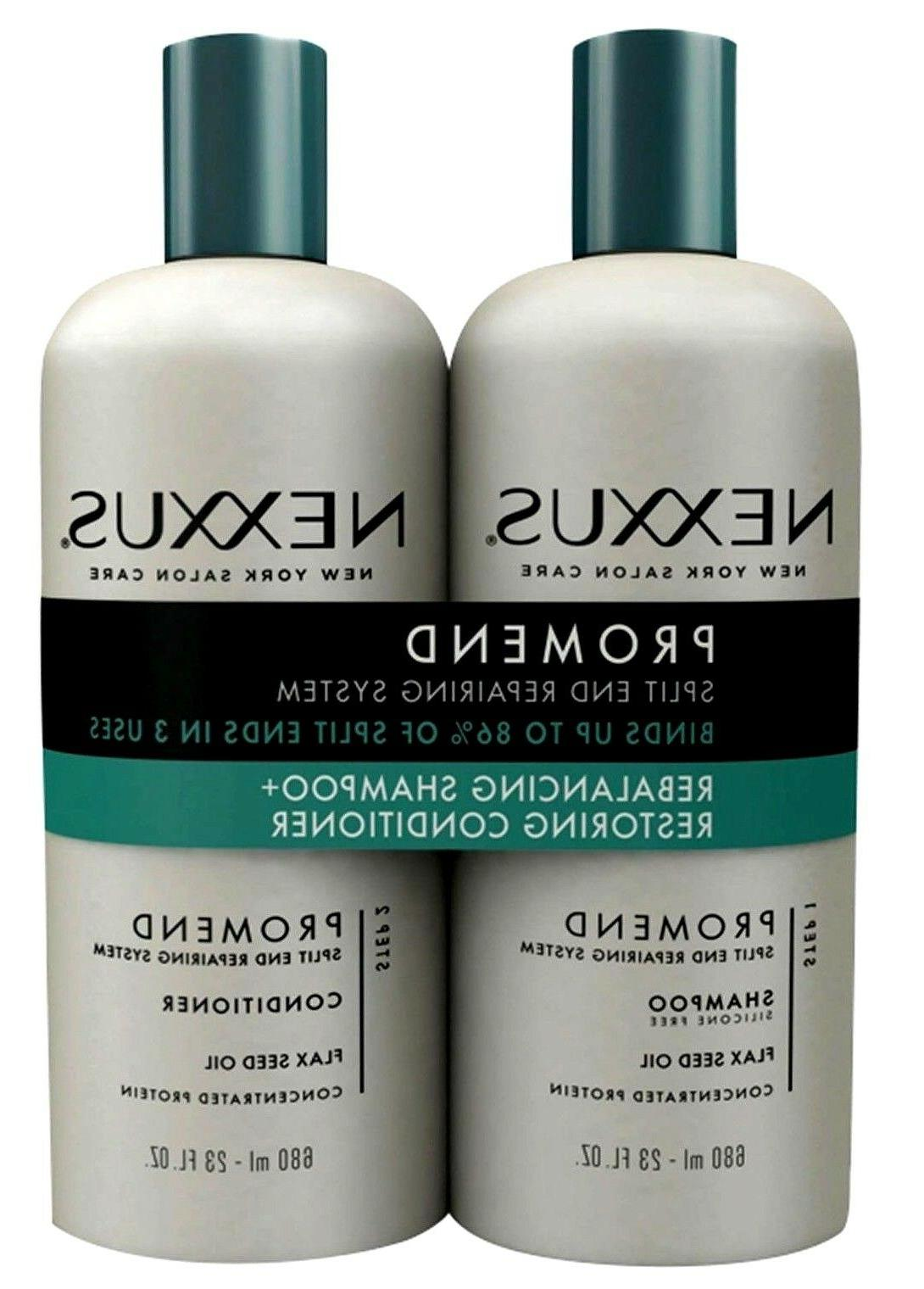 salon hair care pro mend daily shampoo