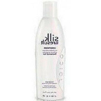 silk result conditioner for soft silky hair