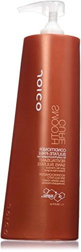 Joico Smooth Cure Sulfate-free Conditioner 33.8 Oz