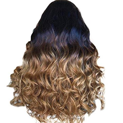 Cinhent Synthetic Hair Wave Luxury Hair Wigs