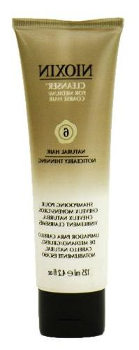 Nioxin System 6 Cleanser for Medium to Coarse Hair 150ml 5.0