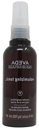 Aveda Volumizing Tonic with Aloe, 3.4oz