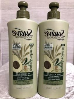 Suave Leave-In Avocado Olive Oil Conditioner, 10.2 oz