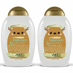 OGX Limited Edition Coconut Miracle Oil Hair Shampoo and Con