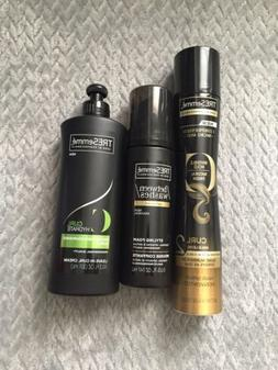 LOT  TRESEMME CURLY HAIR PRODUCTS