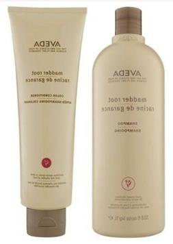Aveda Madder Root Shampoo 33.8 oz liter and Conditioner 8.5