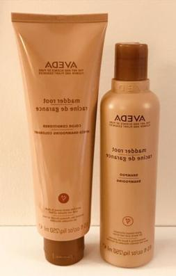 Aveda Madder Root Shampoo 8.5 oz  and Conditioner 8.5 oz SET