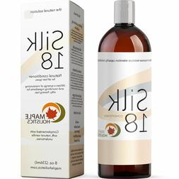 Maple Holistics Silk18 Natural Hair Conditioner Treatment fo