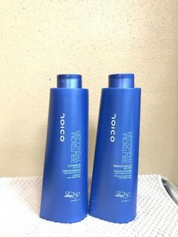 Joico Moisture Recovery Shampoo, Conditioner, For dry Hair.