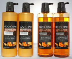 Hair Food Moisture Shampoo AND/OR Conditioner Honey and Apri