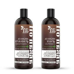 Natural Argan Oil Shampoo & Conditioner Collection - for All