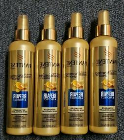 **NEW** 4 PANTENE PRO V LEAVE-IN CONDITIONING SPRAY REPAIR &