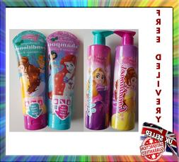 New Disney Princess Belle Hair Shampoo + Conditioner Hypoall