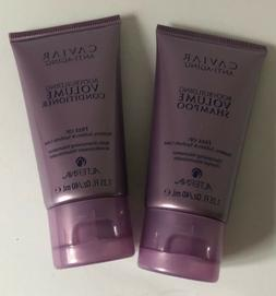NEW❤2PC❤SET❤DUO❤ALTERNA❤CAVIAR❤Volume Shampoo &