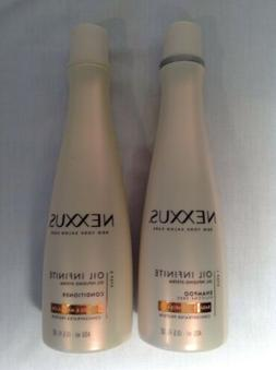 NEXXUS Oil Infinite - Shampoo and Conditioner Set - Marula O